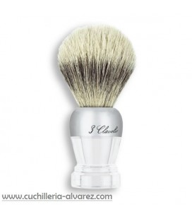 Brocha de afeitar 3 CLAVELES 12705