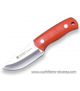 Cuchillo Joker erizo CN81 NARANJA