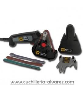 Afilador Worksharp de cuchillos y tijeras