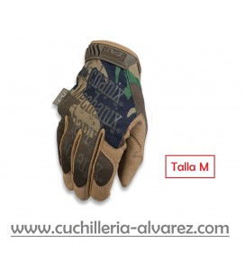 Guante MECHANIX THE ORIGINAL.CAMO. talla M