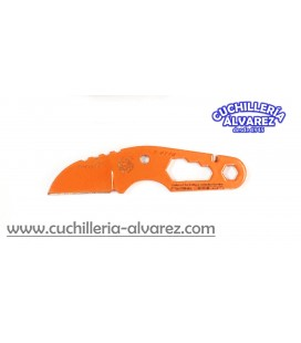 Cuchillo j&V SMALL KIDEX rojo