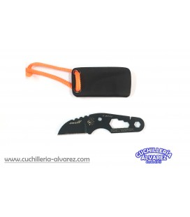 Cuchillo j&V SMALL KIDEX negro