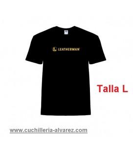 Camiseta Leatherman Talla L