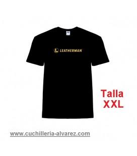 Camiseta Leatherman Talla XXL