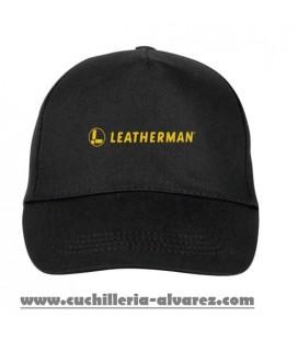 Gorra Leatherman negra