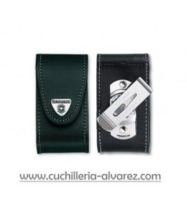 Victorinox FUNDA DE PIEL con clip rotativo 4.0521.31