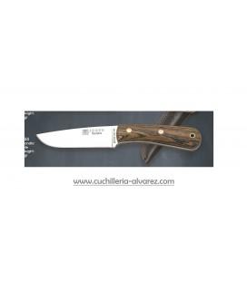 Cuchillo Joker MONTAÑERO madera de bocote CB134-P