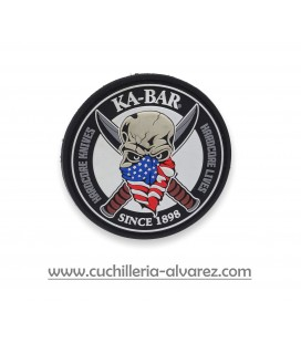 Parche KA-BAR Skull Patch PATCH1