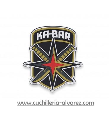 Parche KA-BAR SSquadron PATCH2