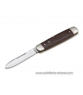 Boker Cattle Knife Curly Birch 110910