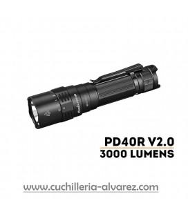 Linterna Fenix PD-40R-V2.0 3000 Lumens