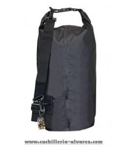 Bolsa Estanca Barbaric Negra. 15 litros Ref. 39101