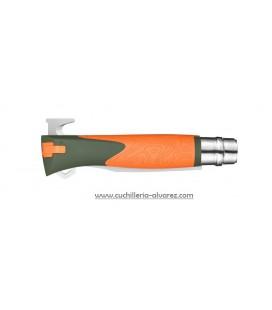 Opinel Nº12 EXPLORE naranja