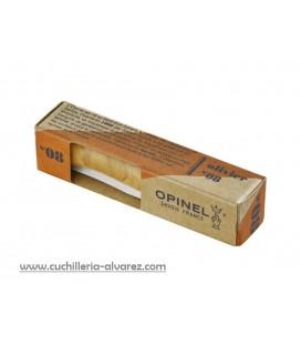 Navaja Opinel Nº8 INOX OLIVO 002020