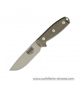 Cuchillo ESSE Model 4 Plain Edge ES4PMBDT