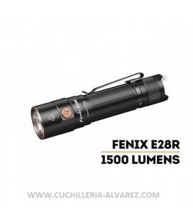 Linternas Fenix E28R negra