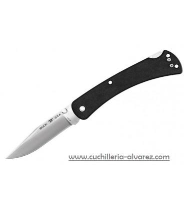 Buck 110 SLIM PRO BLACK 0110BKS4-B