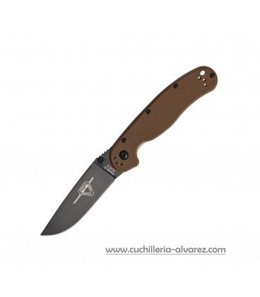 Navaja ONTARIO RAT II Coyote Brown ON8861CB