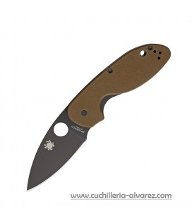 Spyderco EFFICIENT BROWN C216GPBNBK