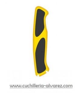 Cacha Victorinox 130mm trasera amarilla/negra