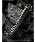 Navaja We Knife Co Synergy 2 Framelock Tanto 912F