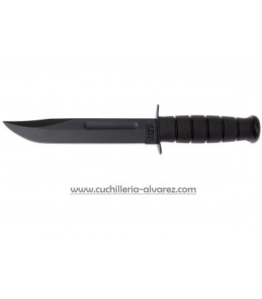 Cuchillo KABAR USMC 1213 plain Edge f. kydex