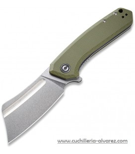 CIVIVI Mini Bullmastiff 2004A OD Green G10