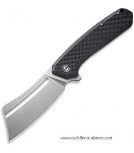 CIVIVI BULLMASTIFF 2006C Flipper Black G10