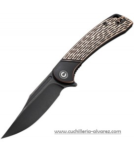 CIVIVI DOGMA Linerlock Copper 2014B