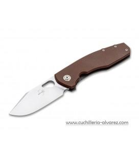 Navaja Boker PLUS F3.5 Micarta 01BO338