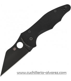 Spyderco Yojimbo 2 Black C85GPBBK2