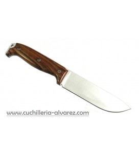 Cuchillo J&V BS9 1095 cocobolo 1601-CO
