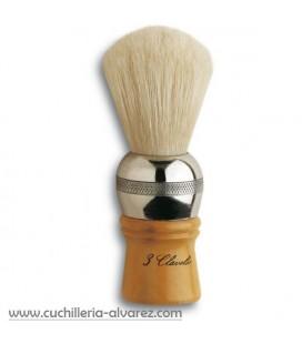 Brocha de afeitar 3 CLAVELES 12731