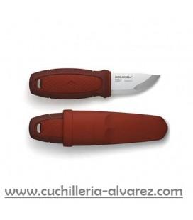 Cuchillo Mora Eldris rojo