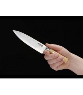 Cuchillo cocinero boker damast 130439DAM
