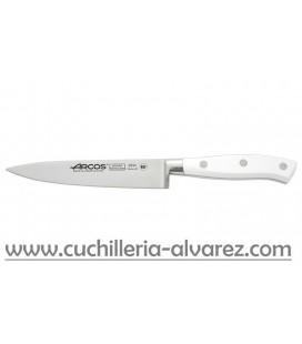 Cuchillo Cocinero Serie Riviera Blanc 150 mm 233424