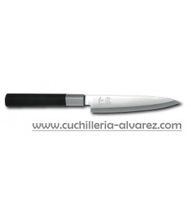 Cuchillo kai Wasabi black 155 mm yanagiba