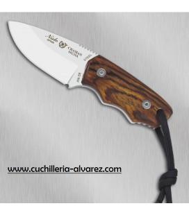 Cuchillo CHAMAN MICRA 136-CK cocbolo