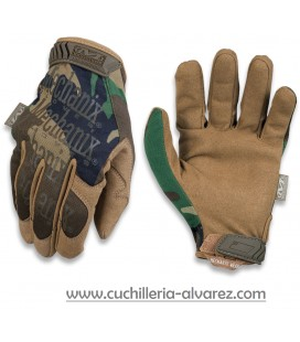 Guante MECHANIX THE ORIGINAL.CAMO.T-M talla M
