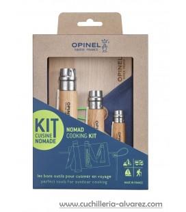 Kit OPINEL de cocina nomada