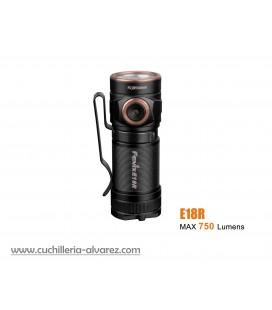 Linternas Fenix E-18R