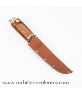 Kabar Leather Bowie 1236