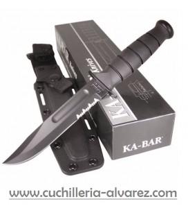 Kabar Short Black Serrated Eedge