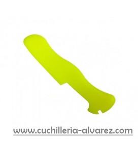 Cacha Victorinox 111mm trasera amarilla fluorescente