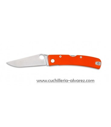 Navaja manly PEAK orange D2