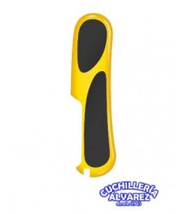 Cacha Victorinox 85mm trasera amarilla/negra