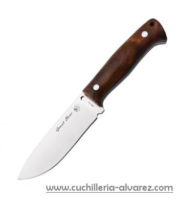 Cuchillo J&V  GREAT BEAR cocobolo