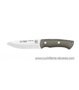 Cuchillo CUDEMAN BUSCRAFTER BS-9 micarta verde