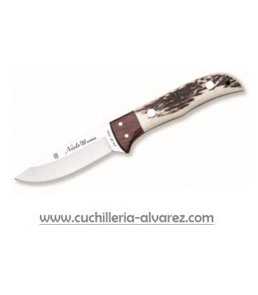 Cuchillo NIETO COYOTE ciervo 8cm