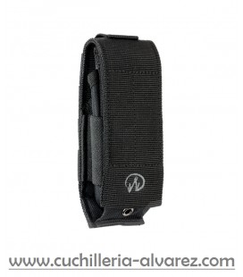 "Leatherman Funda XL MOLLE negra. Tamaño 5""."